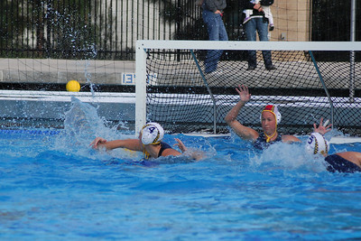 UCI Women's Water Polo Tournament 2010 - Third Place Game - University of California Los Angeles vs University of California Berkeley 2/28/10. Bronze Medal UCLA vs Cal. Final score 7 to 6 in 6th Sudden Death Overtime. Photos by Allen Lorentzen.