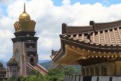 Zinc- Monastery