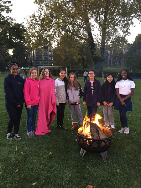 Grade 6 French Campfire with The Shipley School