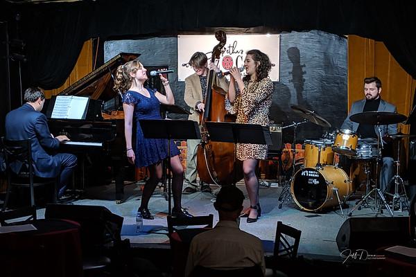 MLT & OVG Present Vocal Jazz - Aretha's - 1-19-2020