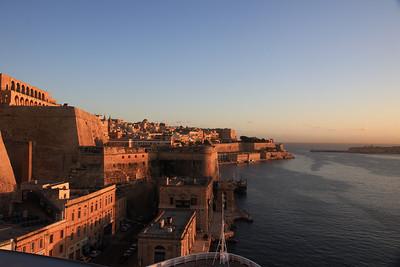 Valletta, Malta Nov 21- day 2