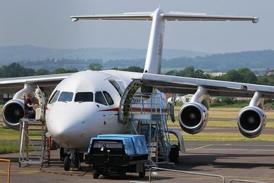 BAE RJ85
