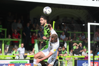 Match 5 Forest Green Rovers  v Port Vale Season 21-22