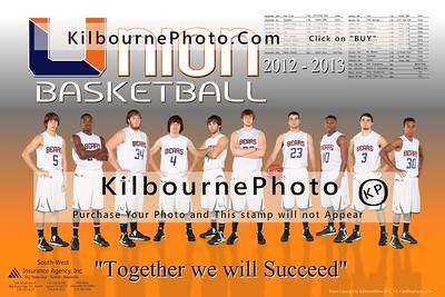 Boys Varsity Individuals 2012-2013