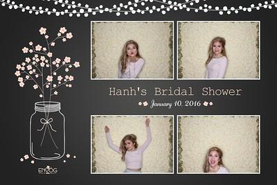 Hanh's Bridal Shower (prints)