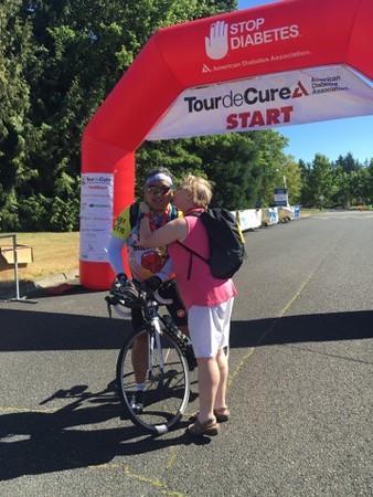 2016 Tour de Cure Oregon