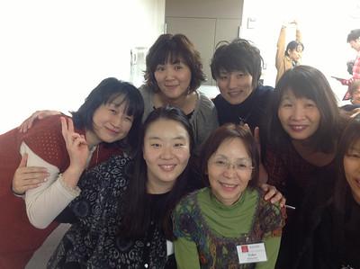 Channeling Workshop - Tokyo - October 2012
