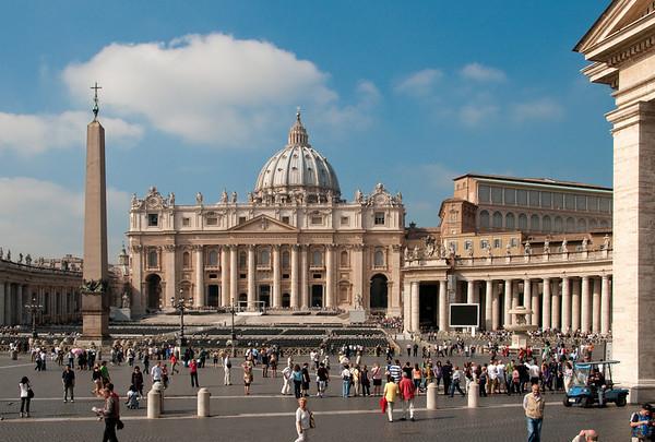 Rome, Italy October 2009
