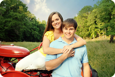Monica and Timothy's Engagement Preview