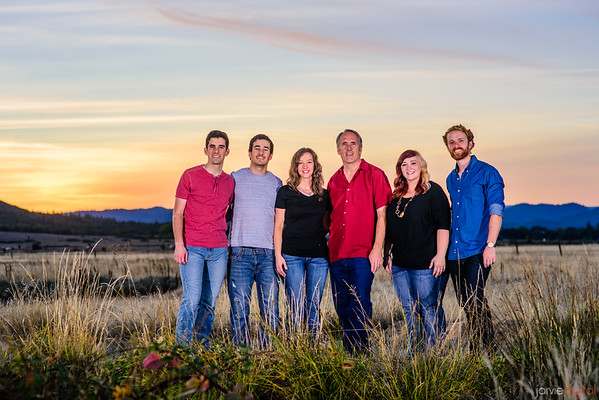Oregon Family Pictures - Jarvie Family