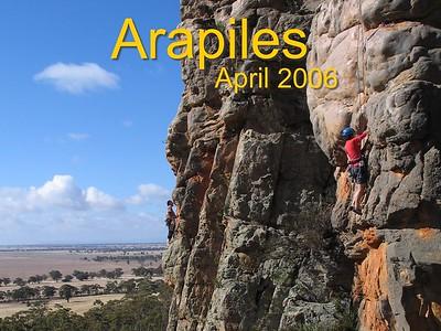 Arapiles 2006