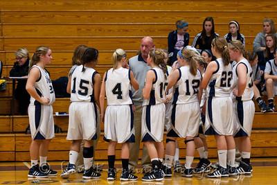 2011-12 PHS Girls Basketball vs Austin