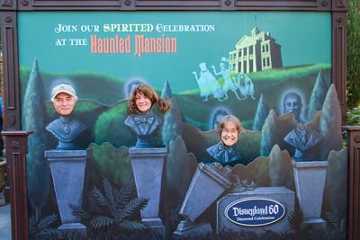 Disneyland 2015 November