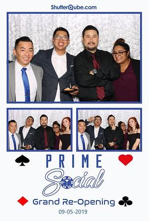 Prime Social's Grand ReOpening 09.04.19