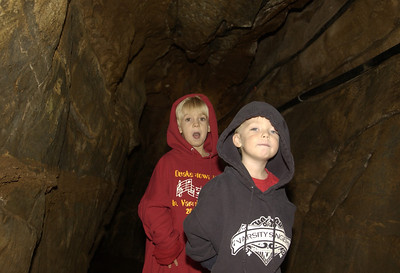 Lost Cave with Logan & Gray