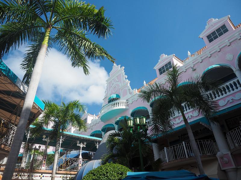 Royal Plaza Mall in Aruba