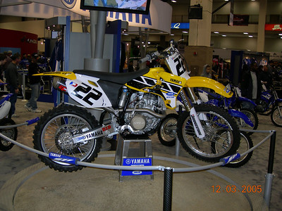 2005 Seattle Int'l Motorcycle Show