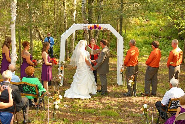 Mandi -Rob Wedding
