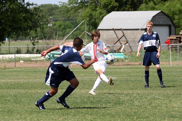Lonestar Soccer vs Rapids 4.26.2008