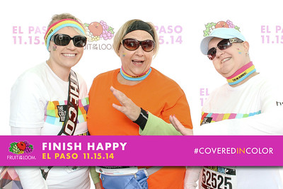 stills - the color run: el paso