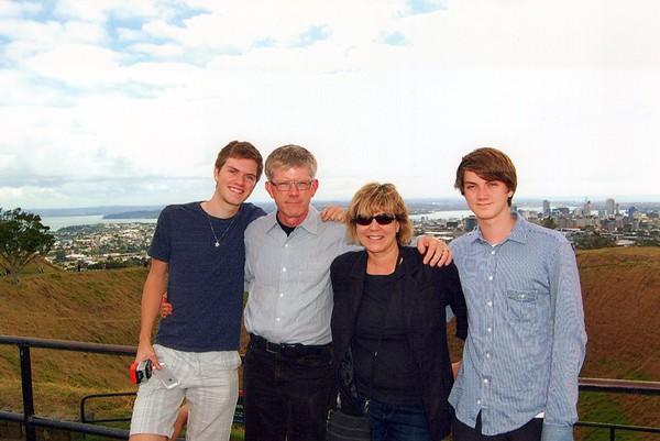 New Zealand - Family Visit