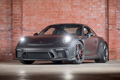 Sports Car Digest Porsche 991 GT3 Touring Photoshoot - 9/7/19