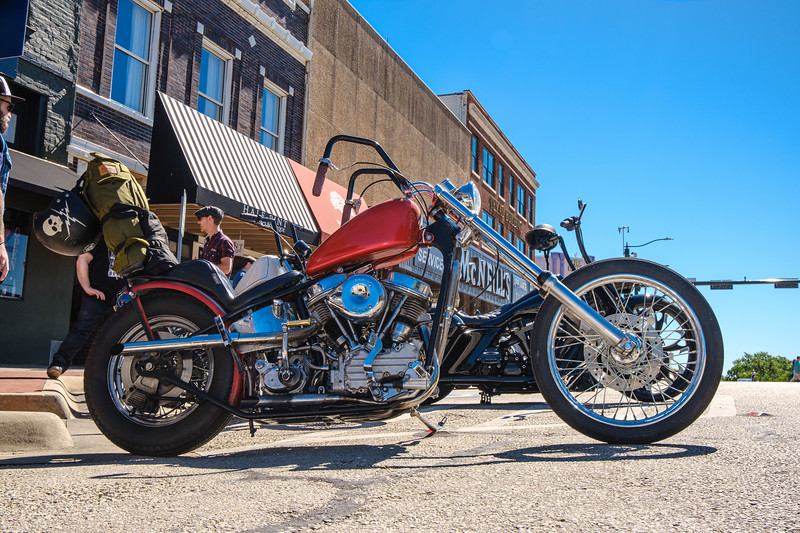 Denton Bikes & Coffee, 05/19/2019