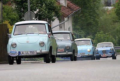 60 Years of Goggomobil, Dingolfing, May 2015