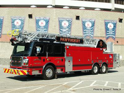 Pawtucket, RI Fire Apparatus