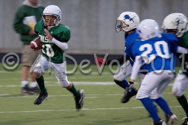 10-26-2011 Gators vs Lions