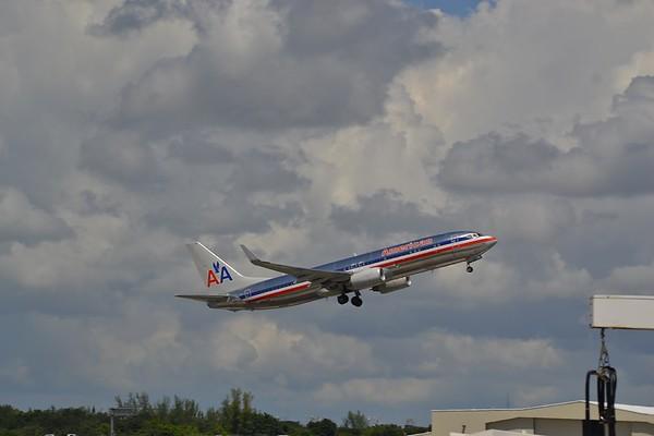 Miami Airport - Returning Home