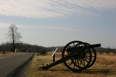 Gettysburg: a Drive into History