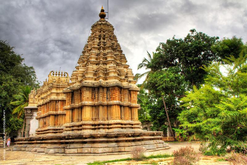 Temple near Mysore Palace