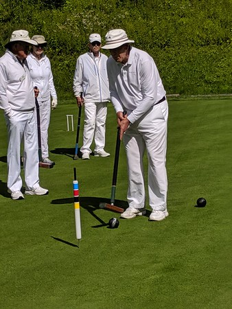 Welcome Back to Croquet - June 13, 2019