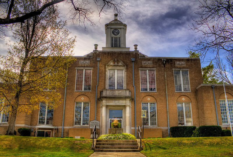 Ouachita County Courthouse - Camden, AR