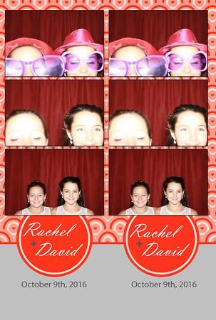Rachel & David - October 9, 2016