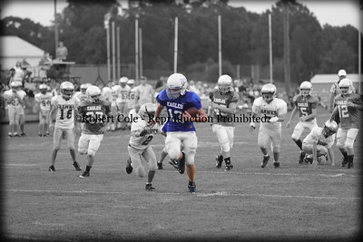 2013-14 Newberry Academy Middle School Football
