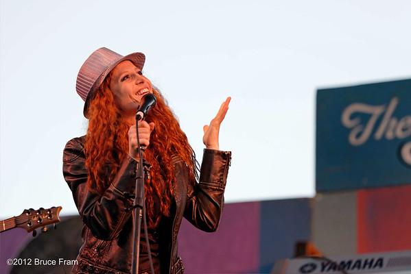 Monterey Blues Festival 2012