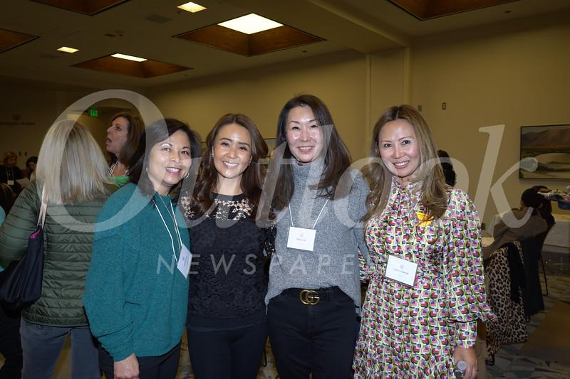 Denise Sun, Chris Yoo, Mary Lee and Lonnie Sanok