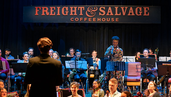 December 8,2019 Freight and Salvage