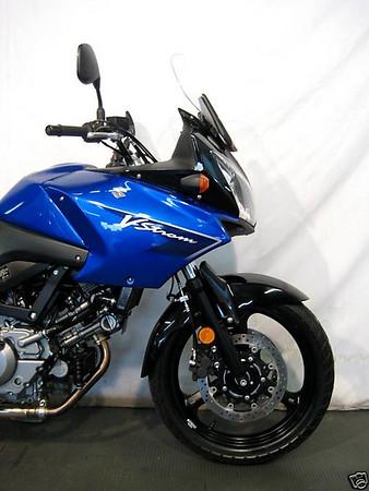 2007 Suzuki DL650 (Vstrom)