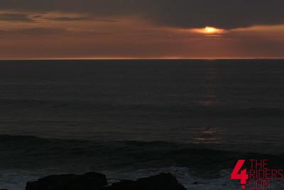 01.27.07 - Sunset on the Beach
