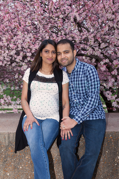 Archana + Suraj Expecting