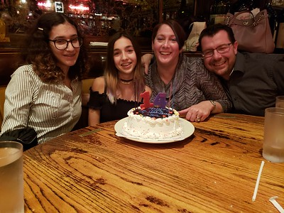 Lioras 14th birthday