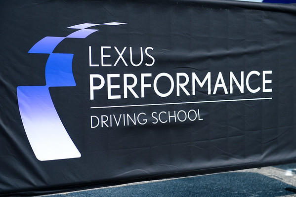 Lexus PERFORMANCE Driving School @ TMS 7.30.17
