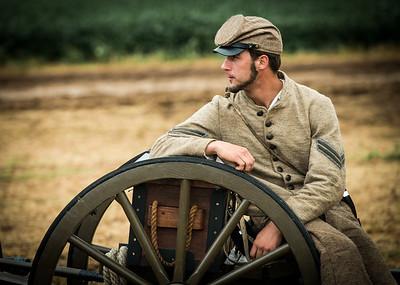 Chickamauga Battle Reenactment