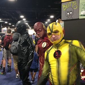 Boston Comiccon 2016