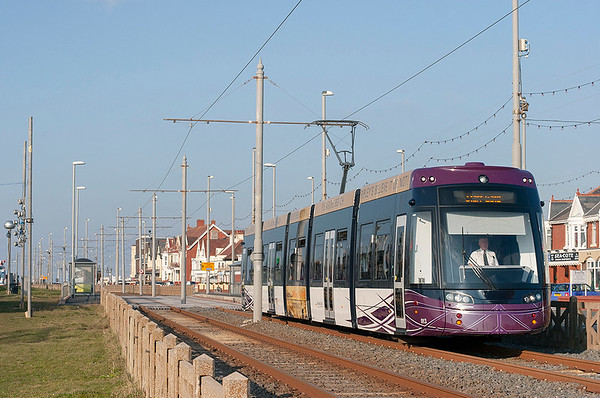 21st October 2012: Blackpool
