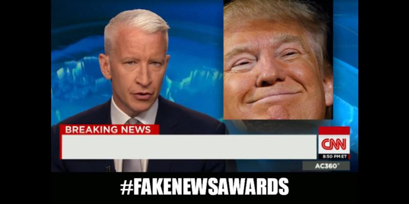 FAKE NEWS AWARDS