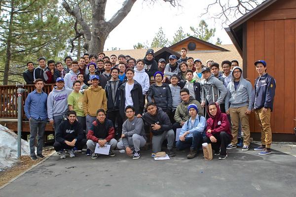 Senior Retreat 2017